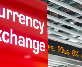 Foreign exchange companies to get best currency exchange rates
