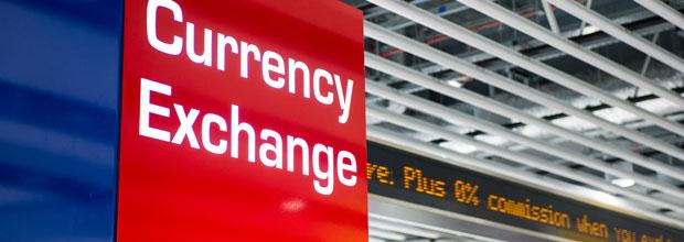 Travelex Exchange In Heathrow Terminal 5 Arrivals