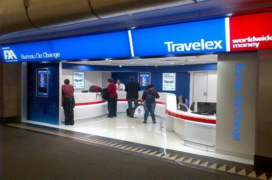 Travelex Exchange