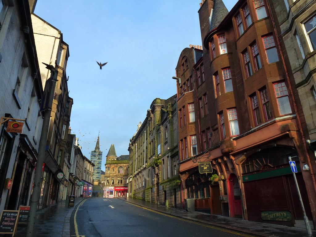Solicitor in New Street, Paisley - Contact Directory UK