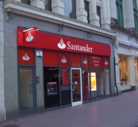 Santander bank uk