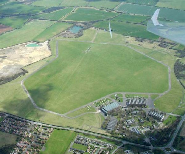 Bicester Airfield Airport Contact Details In Bicester